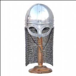 Viking Spectacle Reenactment Helmet